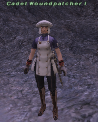 Cadet Woundpatcher I