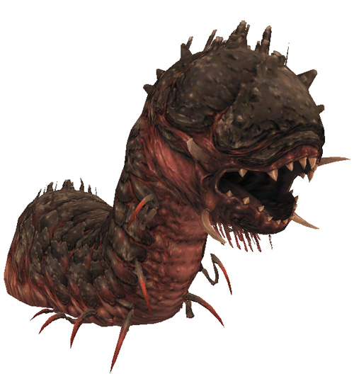 Pygmy Sandworm (MON)