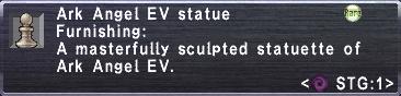 Ark Angel EV Statue