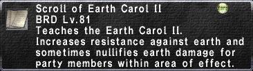 Earth Carol II