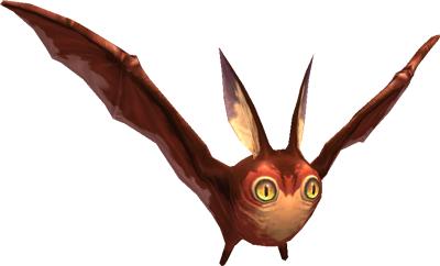 Vermilion Bat (MON)