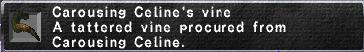 Celine's Vine