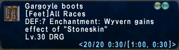 Gargoyle Boots