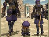 Pahluwan Armor Set
