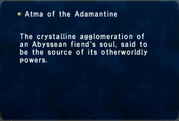 Atma of the Adamantine
