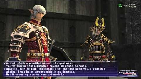A Sanguinary Prelude/Plot Details