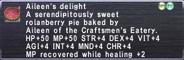 Aileen's Delight