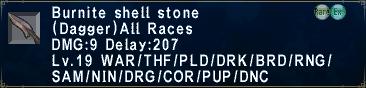 Burnite Shell Stone