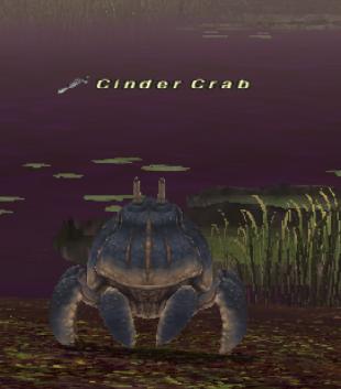 Cinder Crab