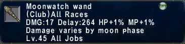 Moonwatch Wand