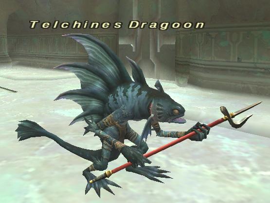 Telchines Dragoon