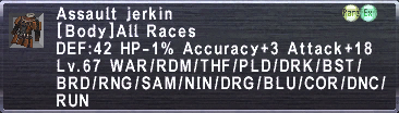 Assault Jerkin