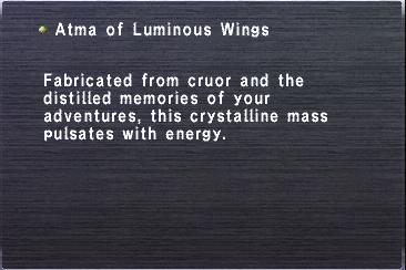 Atma of Luminous Wings