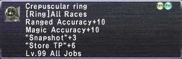Crepuscular Ring