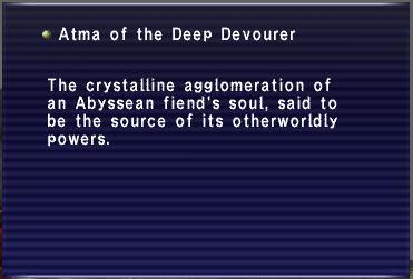 Atma of the Deep Devourer