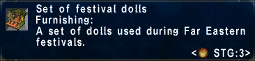 Festival Dolls