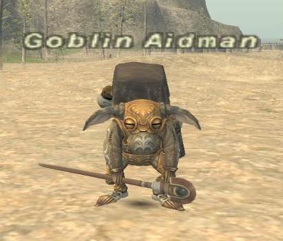 Goblin Aidman