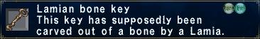 Lamian Bone Key