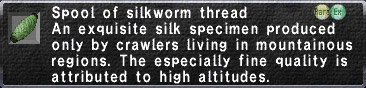 Silkworm Thread