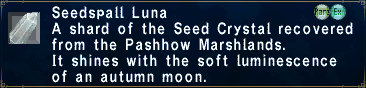 Seedspall Luna