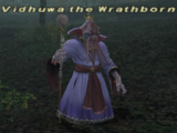 Vidhuwa the Wrathborn