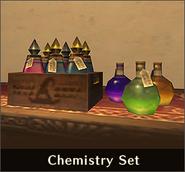 Chemistry Set ingame