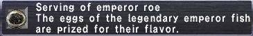 Emperor Roe
