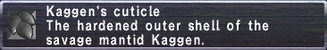Kaggen's Cuticle