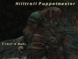 Hilltroll Puppetmaster