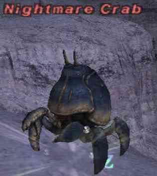 Nightmare Crab