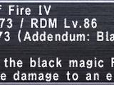 Fire IV