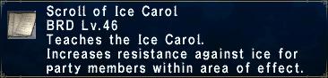 Ice Carol
