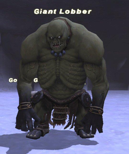 Giant Lobber