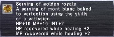 Golden Royale