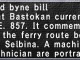 One Hundred Byne Bill