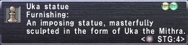Uka Statue