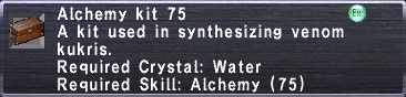 Alchemy Kit 75