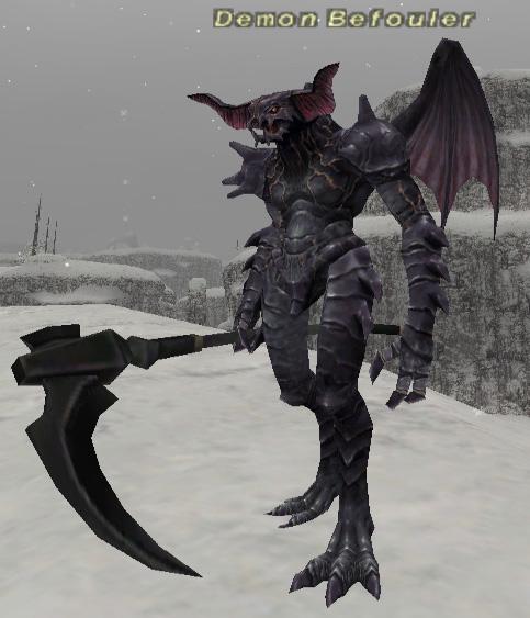 Demon Befouler