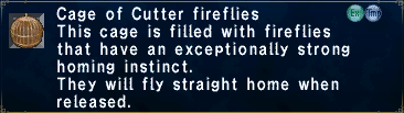 Cutter Fireflies