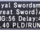 Royal Swordsman's Blade