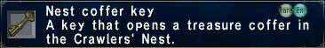 Nest Coffer Key