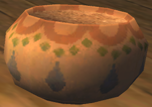 Earthen Flowerpot