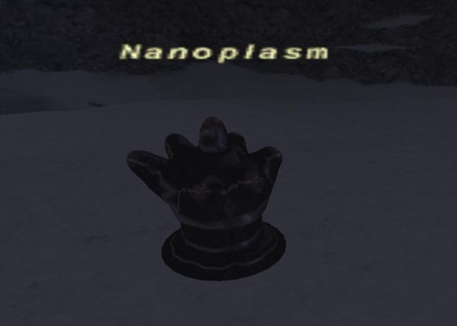 Nanoplasm