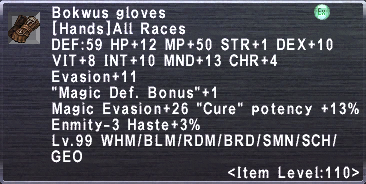 Bokwus gloves