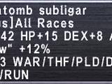 Hecatomb Subligar