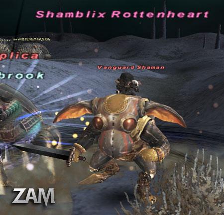 Shamblix Rottenheart