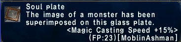 Magic Casting Speed +15%
