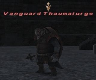 Vanguard Thaumaturge