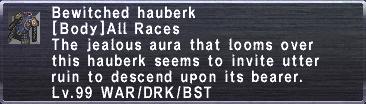 Bewitched Hauberk