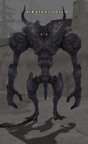 Darksteel Golem